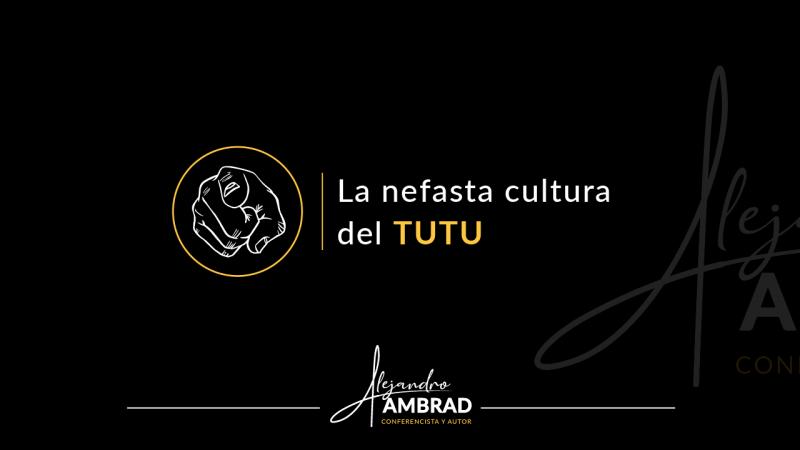 imagen portada La nefasta cultura del tutu
