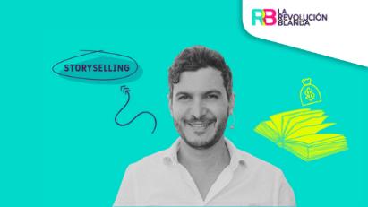 imagen portada Storyselling - ¿Cómo vender contando historias?
