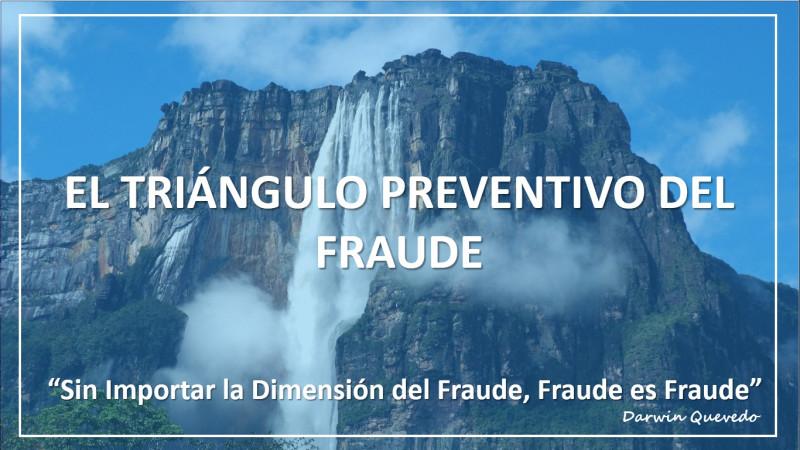 imagen portada El triangulo preventivo del Fraude en el Sector Seguros