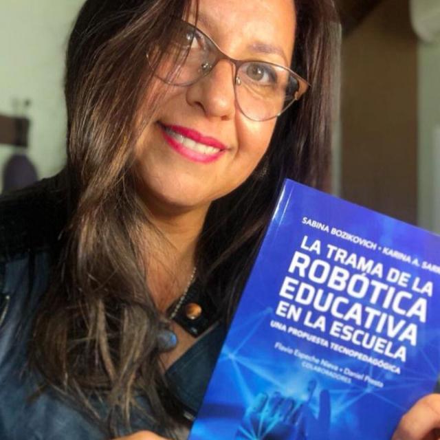 Foto de perfil de Karina Alejandra Sarro
